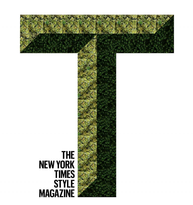 T: The New York Times Style Magazine Garden Party - Hotel Bulgari Milano, Aprile 2013