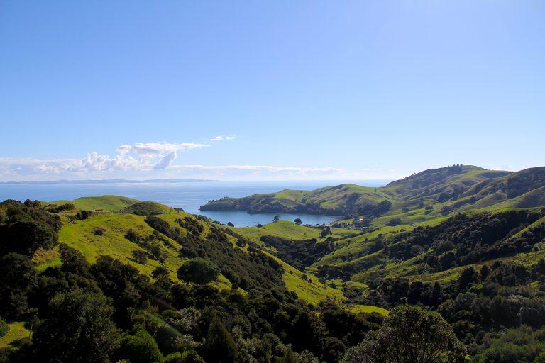 Coromandel Peninsula, Nuova Zelanda