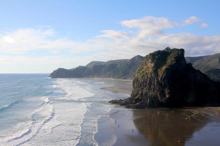 Piha, Nuova Zelanda
