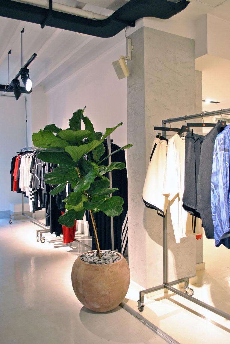 Adidas Style Showroom